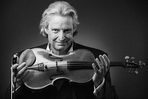 Bruce Williams, viola