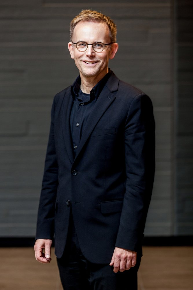 Composer Craig Hella Johnson