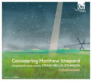 Considering Matthew Shepard CD cover