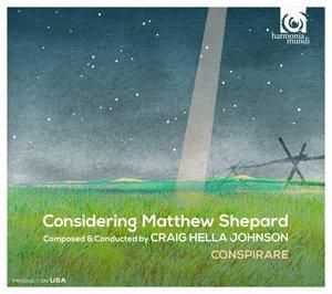 Considering Matthew Shepard CD cover