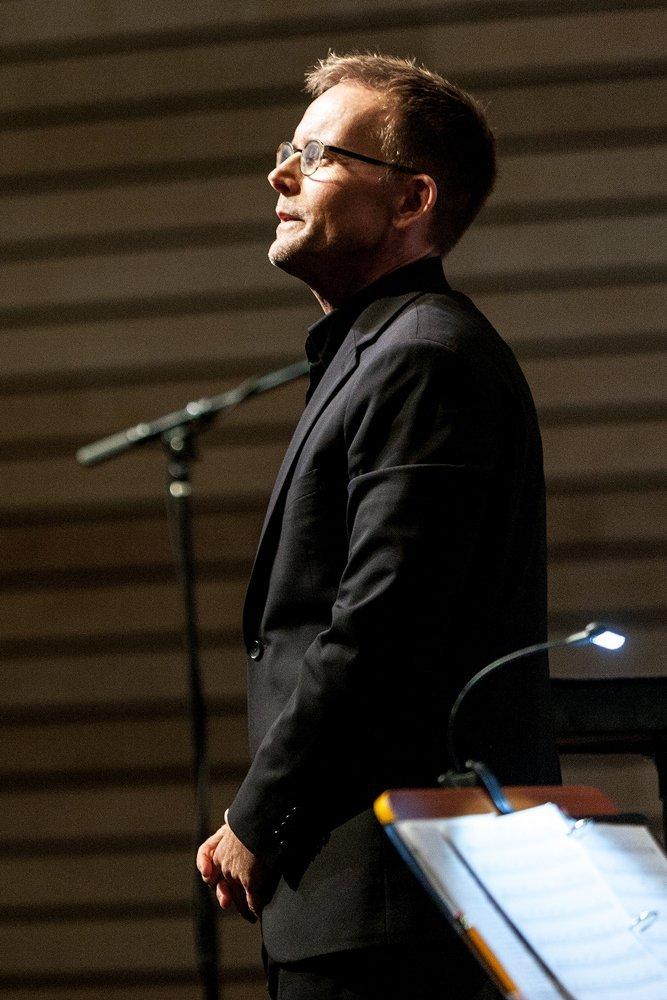 Conductor Craig Hella Johnson
