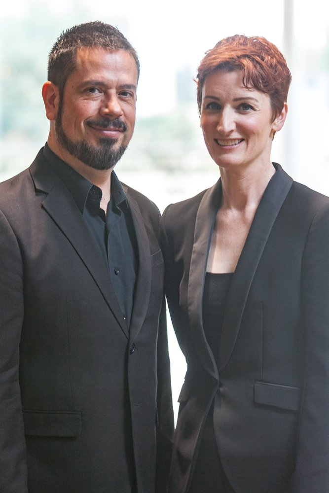 David Farwig, Stefanie Moore