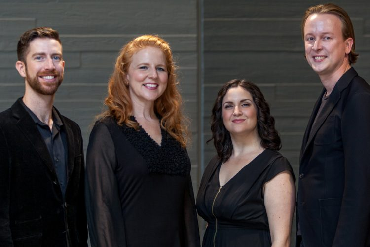 Jon Proft, Kathlene Ritch, Estelí Gomez, Carr Hornbuckle