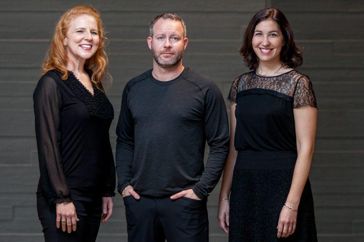 Kathlene Ritch, Matt Alber, Helen Karloski