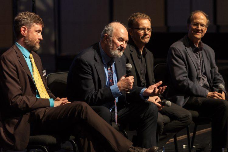 Post-Concert Panel: Jason Marsden, Michael Dennis Browne, Craig Hella Johnson, Robert Kyr