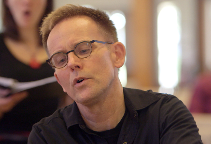 craig-johnson-during-the-first-rehearsal-of-considering-matthew-shepard
