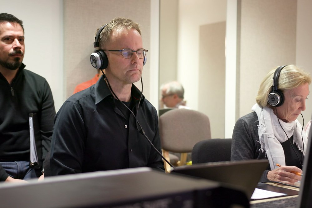craig-johnson-listens-to-playback-during-a-recording-session