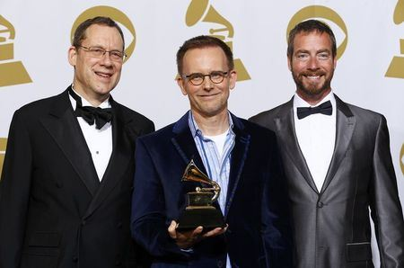 Grammy 2015 GM, CHJ, RH