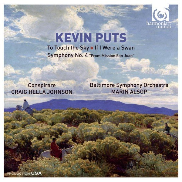 Kevin Puts CD cover
