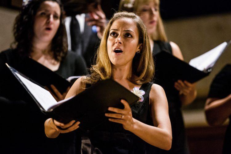 Soloist Lauren Snouffer