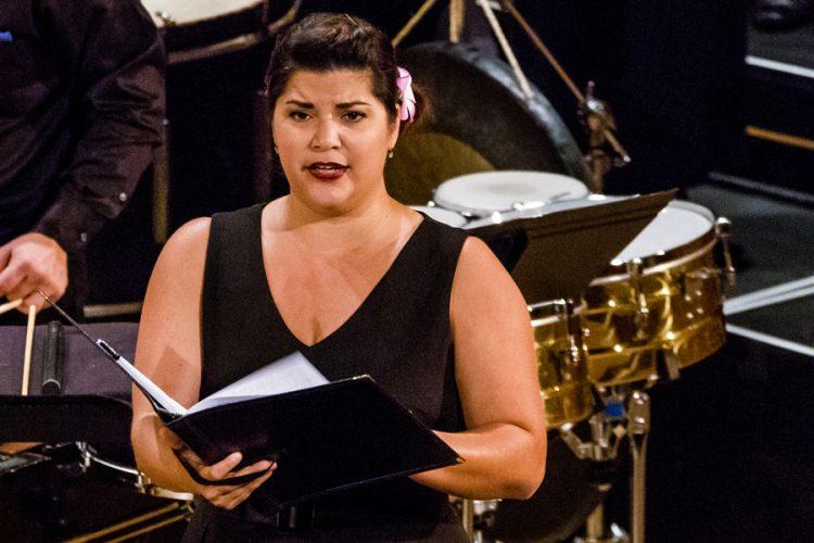 Soloist Laura Mercado-Wright