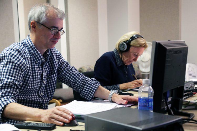 Harmonia Mundi Sessions Producer, Engineer Brad Michael