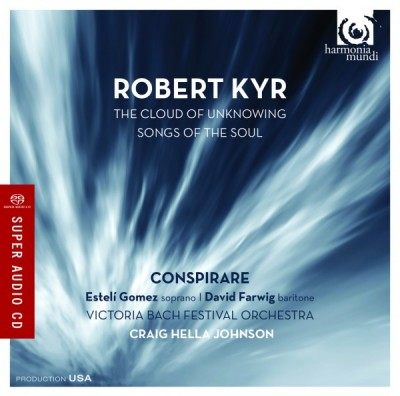 Robert Kyr CD cover