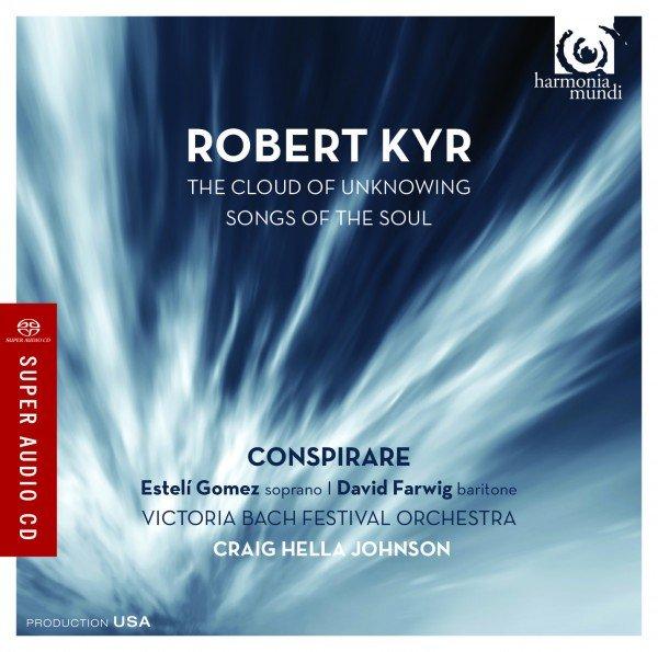 Robert Kyr CD cover