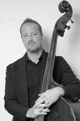 Utah Hamrick, Double Bass