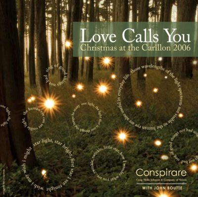 Love Calls You CD cover