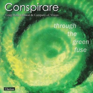 Through the Green Fuse CD cover