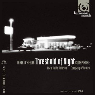 Threshold of Night CD cover