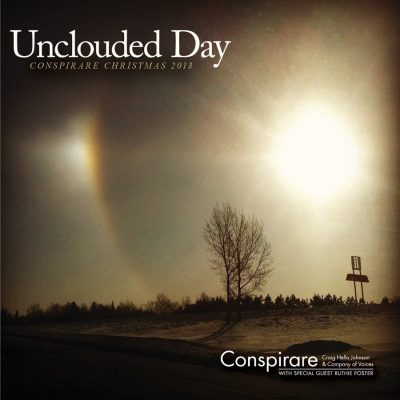 Unclouded Day CD